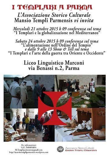 Italia Medievale: I Templari a Parma