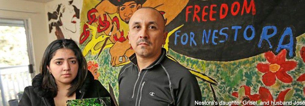 Libertad para Nestora/Free Nestora Salgado! U.S. Citizen