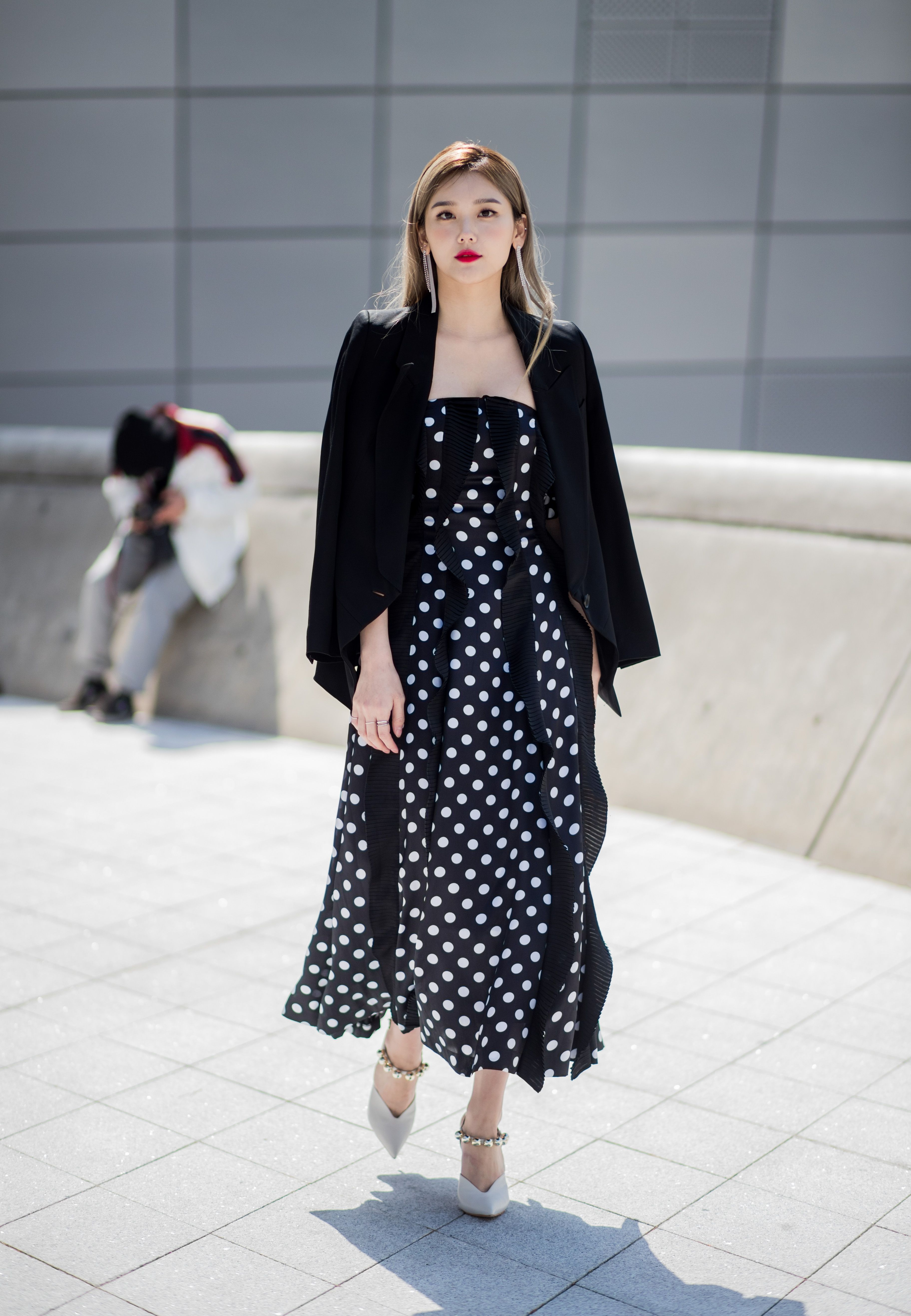 30 Sophisticated Ways to Style Polka Dots ThisSpring