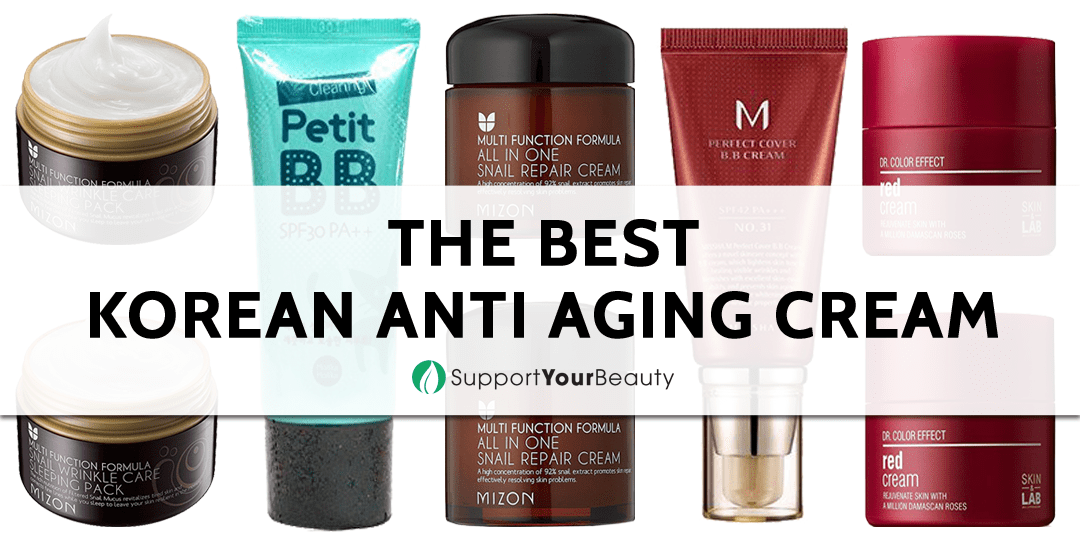 The Best Korean Anti Aging Cream – 2019 Reviews & Top Picks