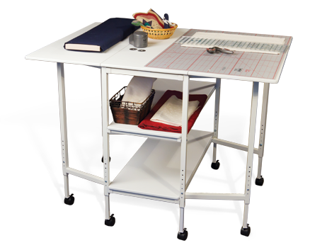 Quilting Table | Crafting Table | TrueCut Craft Table | Sewing ... : folding quilting table - Adamdwight.com