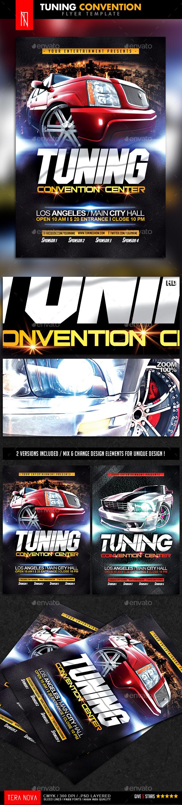 Car Show Flyer Template – Car Show Flyer Template