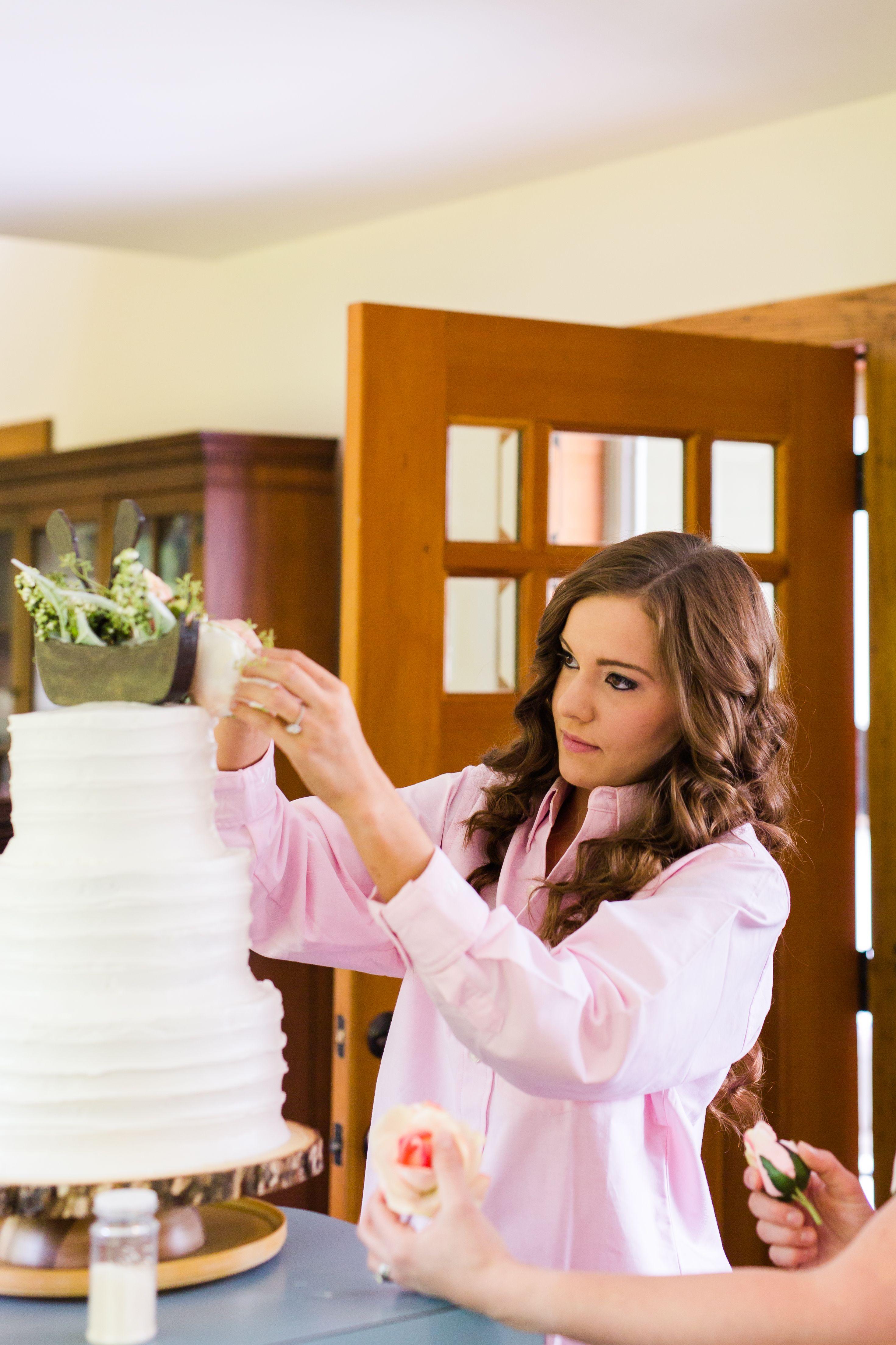 Wedding planning diy rustic wedding cake