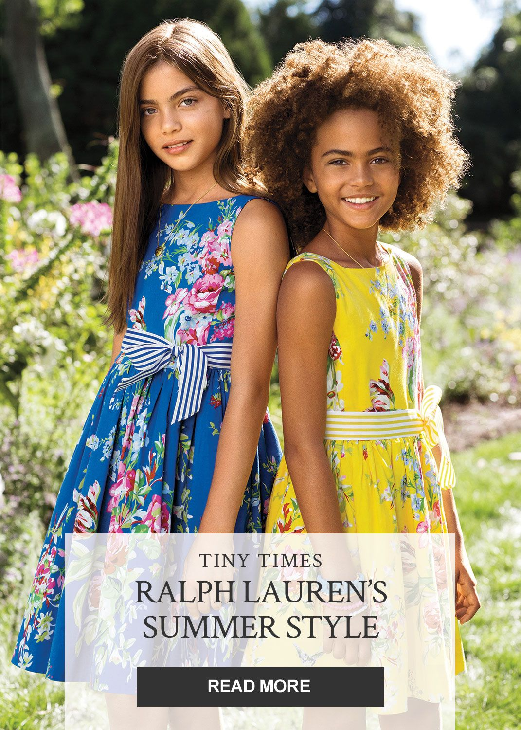 New summer kids collection by ralph lauren forecasting dress in autumn in 2019