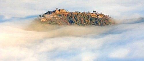 Il #castello sulle nuvole in #Giappone |I posti più belli