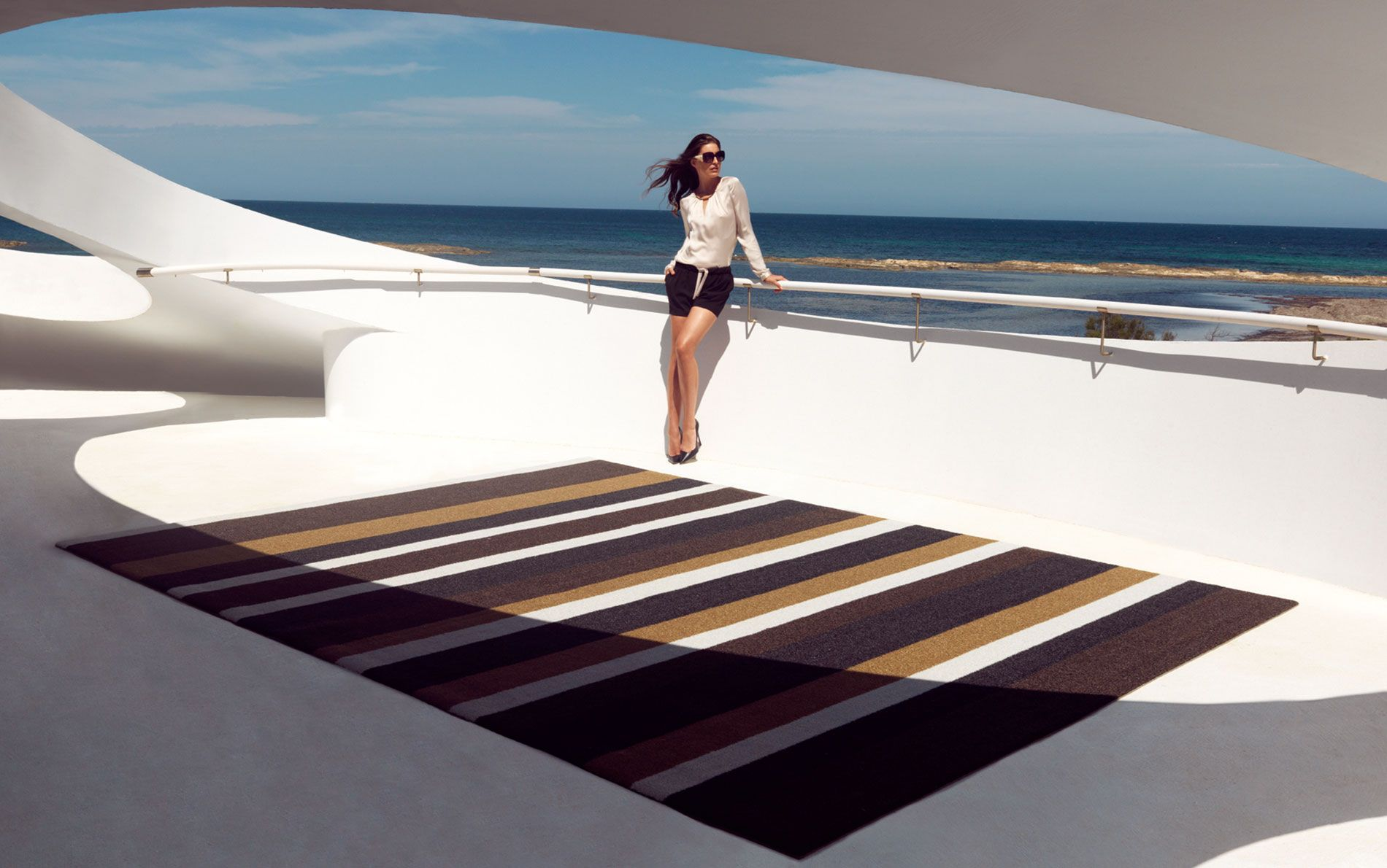 Lines XS Outdoor Teppich   Heim U0026 Garten / Dekoration / Teppiche   Der  Teppich Lines XS Ist Ein Designer Outdoor Teppich. Er Ist Rechteckig Und  Besitzt ...