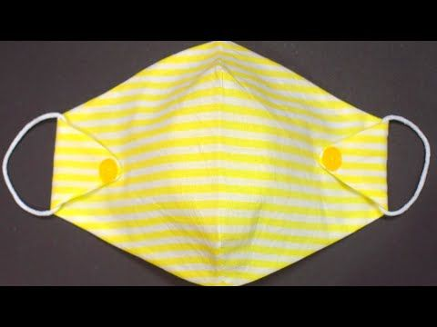 Photo of (New) Face Mask Sewing Tutorial – Make Fabric Face Mask At Home – DIY Cloth Face Mask (Easy pattern)