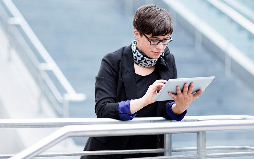 This blog discussed the pros and cons of BYOD. The cons