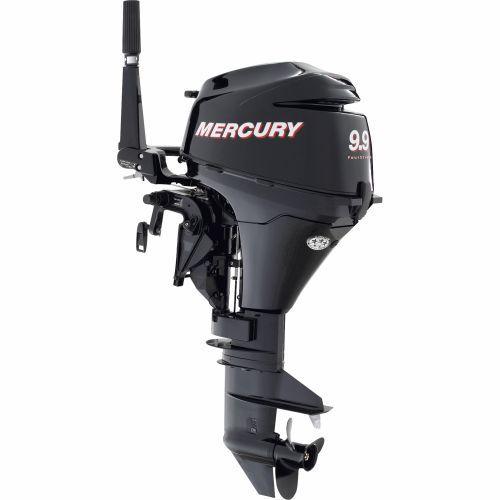 Mercury Marine 9 9 HP 4-Stroke Outboard Motor | Academy Wish