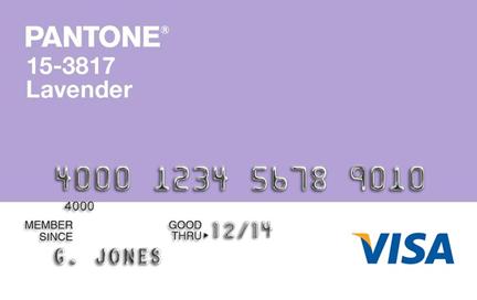 BB-Blog]: PANTONE credit cards?