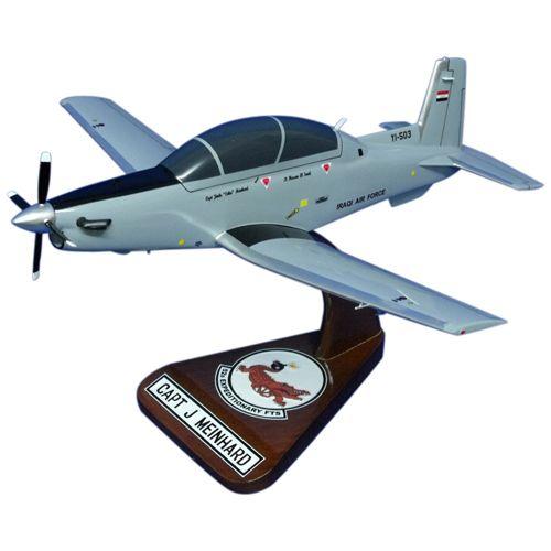 52 Efts T 6a Texan Ii Custom Aircraft Model