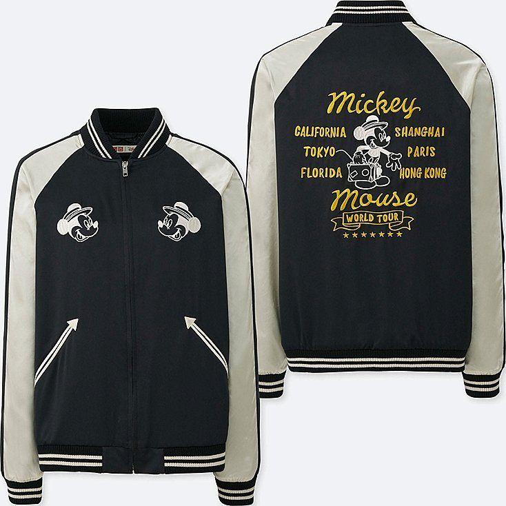 f1d341e059be Women mickey travels souvenir jacket
