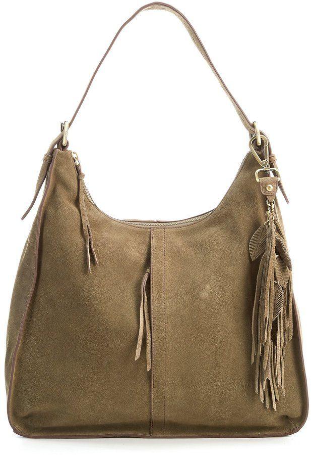 Hobo Marley Tasseled Suede Bag   Products   Pinterest   Tassels ... fff8666a49