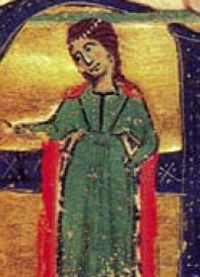 La trovadora, Beatriz de Día (1140-1175)  Las trobairitz, o trovadoras, quisieron plasmar en su obra poética los sentimientos más profundos provocados por un amor sublime. Ellas escribieron bellísimos versos. Ese fue el caso de la misteriosa Béatrice de Die, Beatriz de Dia