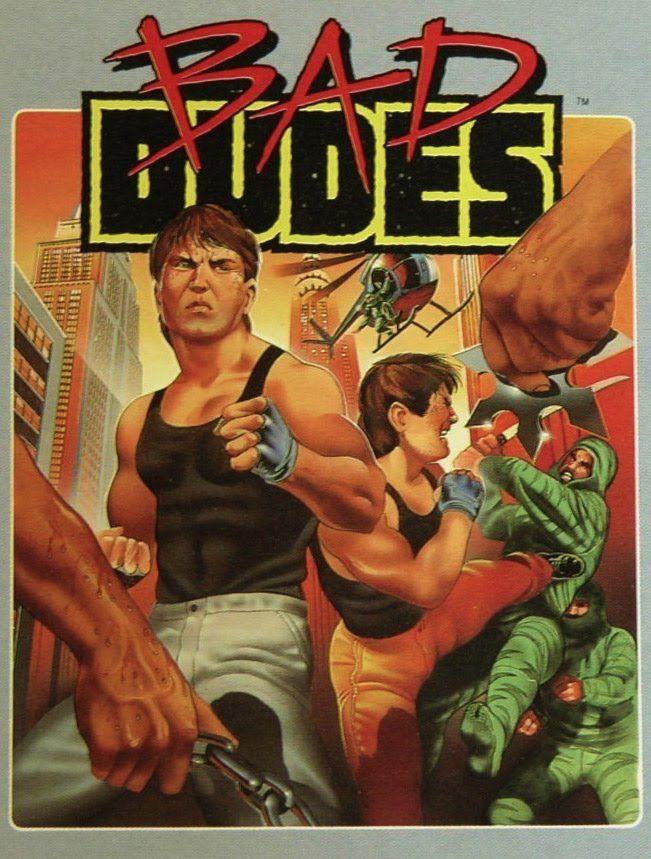 Bad Dudes Nes Nintendo Entertainment System