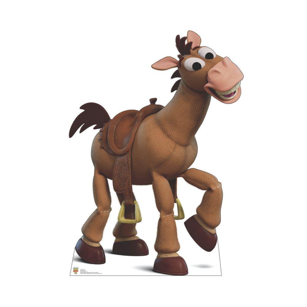 Disney Toy Story 4 Bullseye Stand Up Oriental Trading In 2021 Toy Story Movie Woody Toy Story Jessie Toy Story