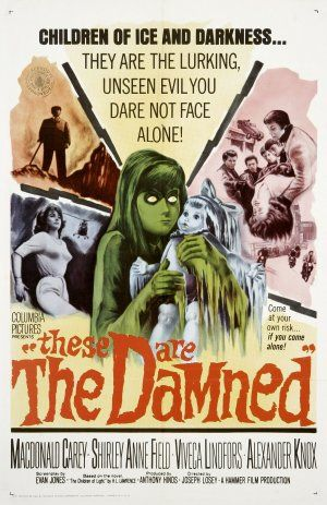 1960s Sci-Fi Movies   The Damned