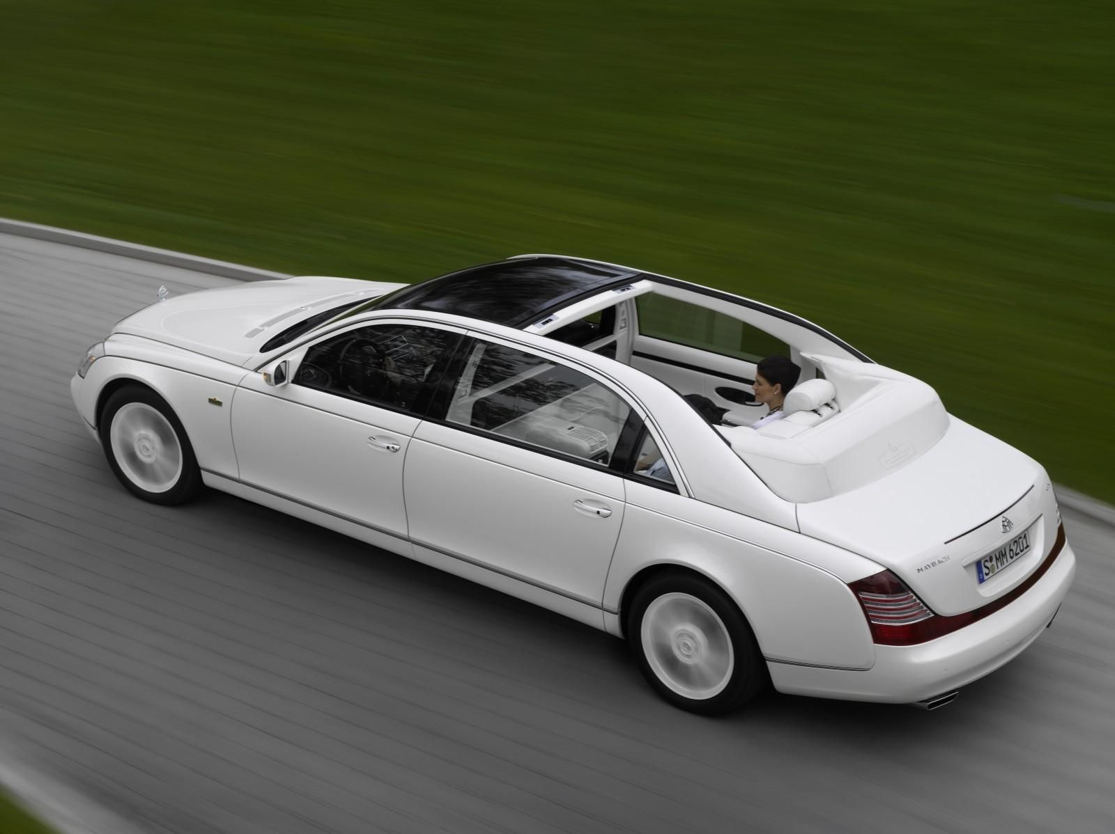 Top 10 Worldu0027s Most Expensive Cars Of 2012 ~ Maybach Landaulet Varoooom
