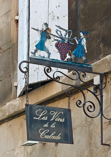 Les Vins de la Calade, Arles  Arles, Provence-Alpes-Cote d'Azur, France