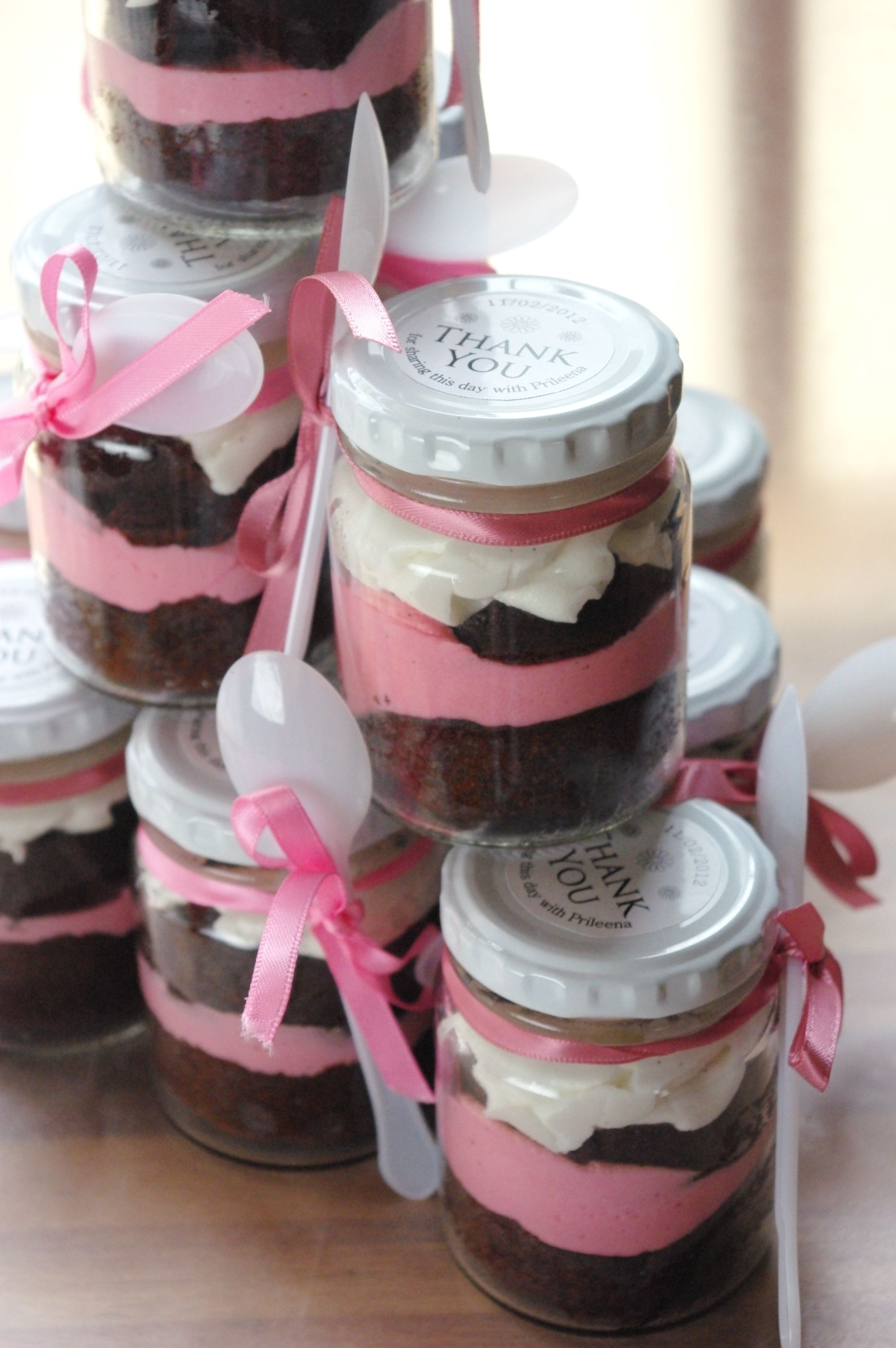 45+ Cake in a jar gift ideas in 2021