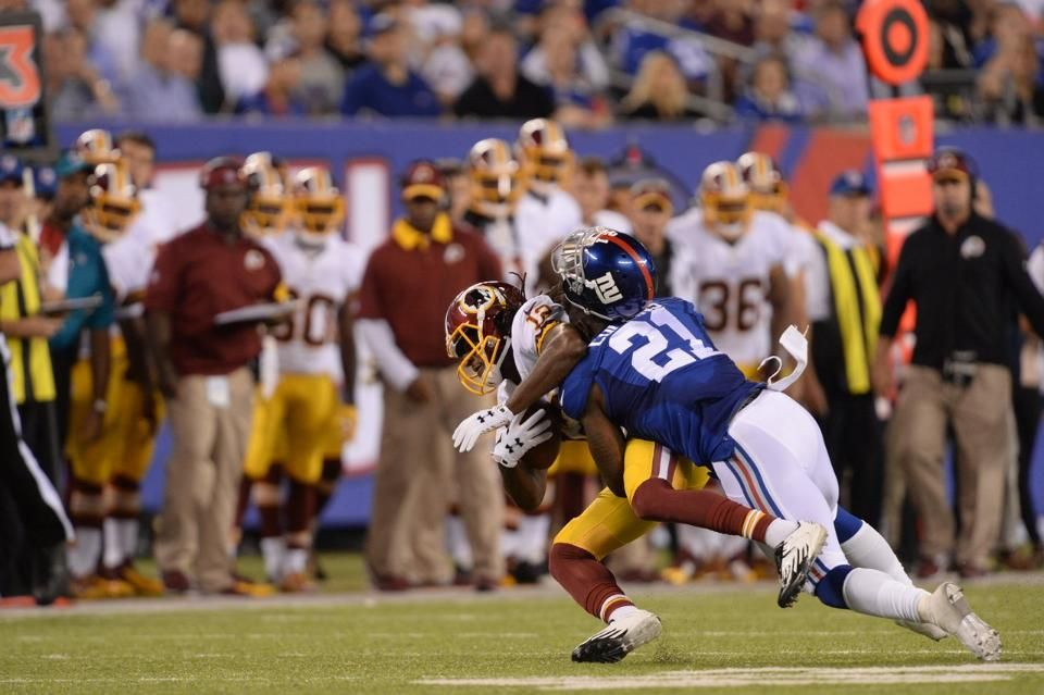 f4fc0e75 From The Sidelines: Giants vs. Washington Gameday Photos (9/24 ...