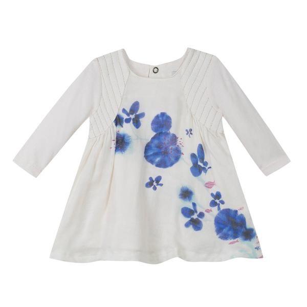 Ethno Floral Dress
