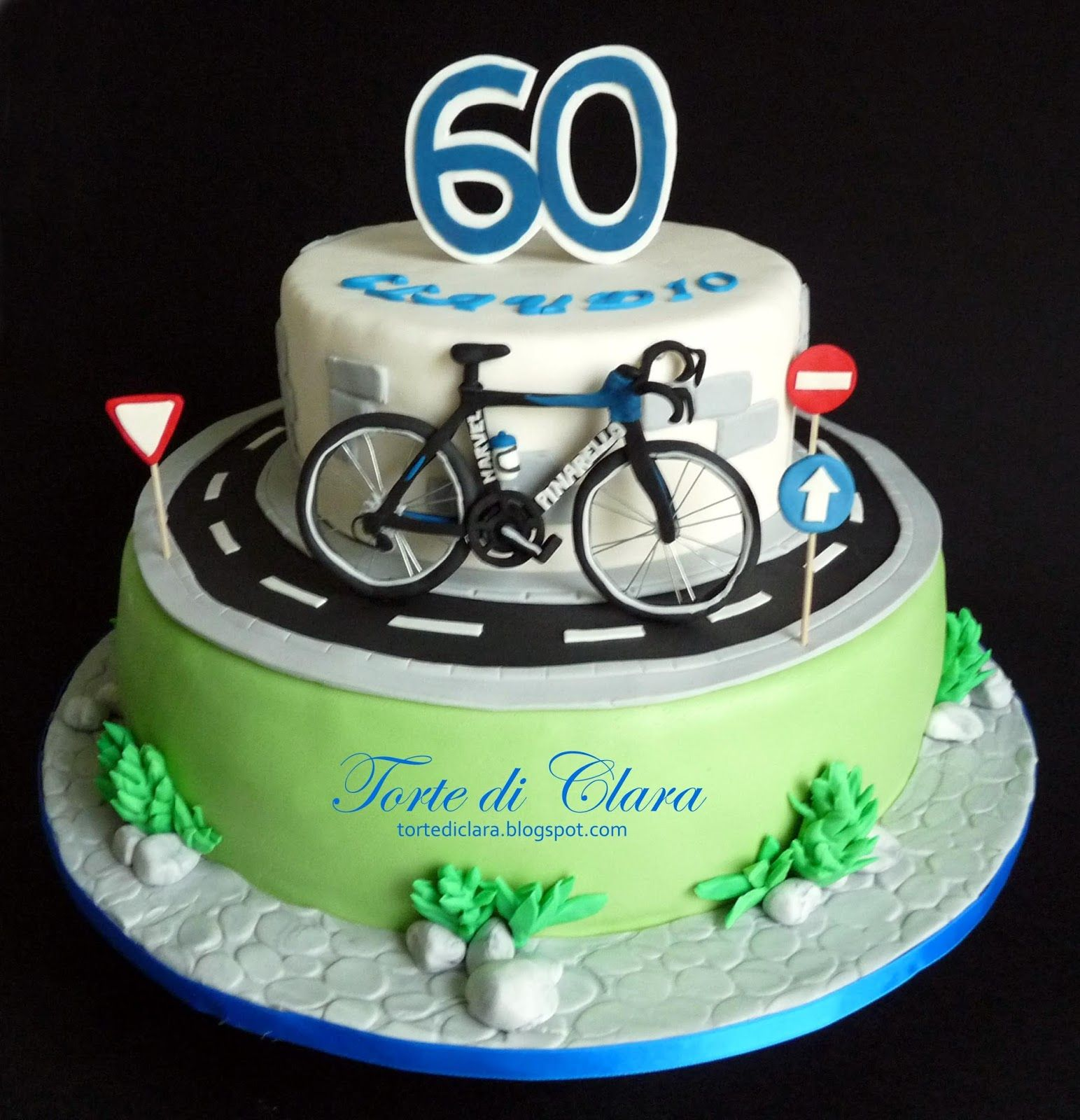 Torte Di Clara Bicycle Fahrrad Torte In 2019 Pinterest Kuchen