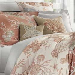 These beautiful beach bedding sets are reminiscent of carefree days at the beach. Included is colorful beach bedding in Comforters, Quilts, Bedspreads...