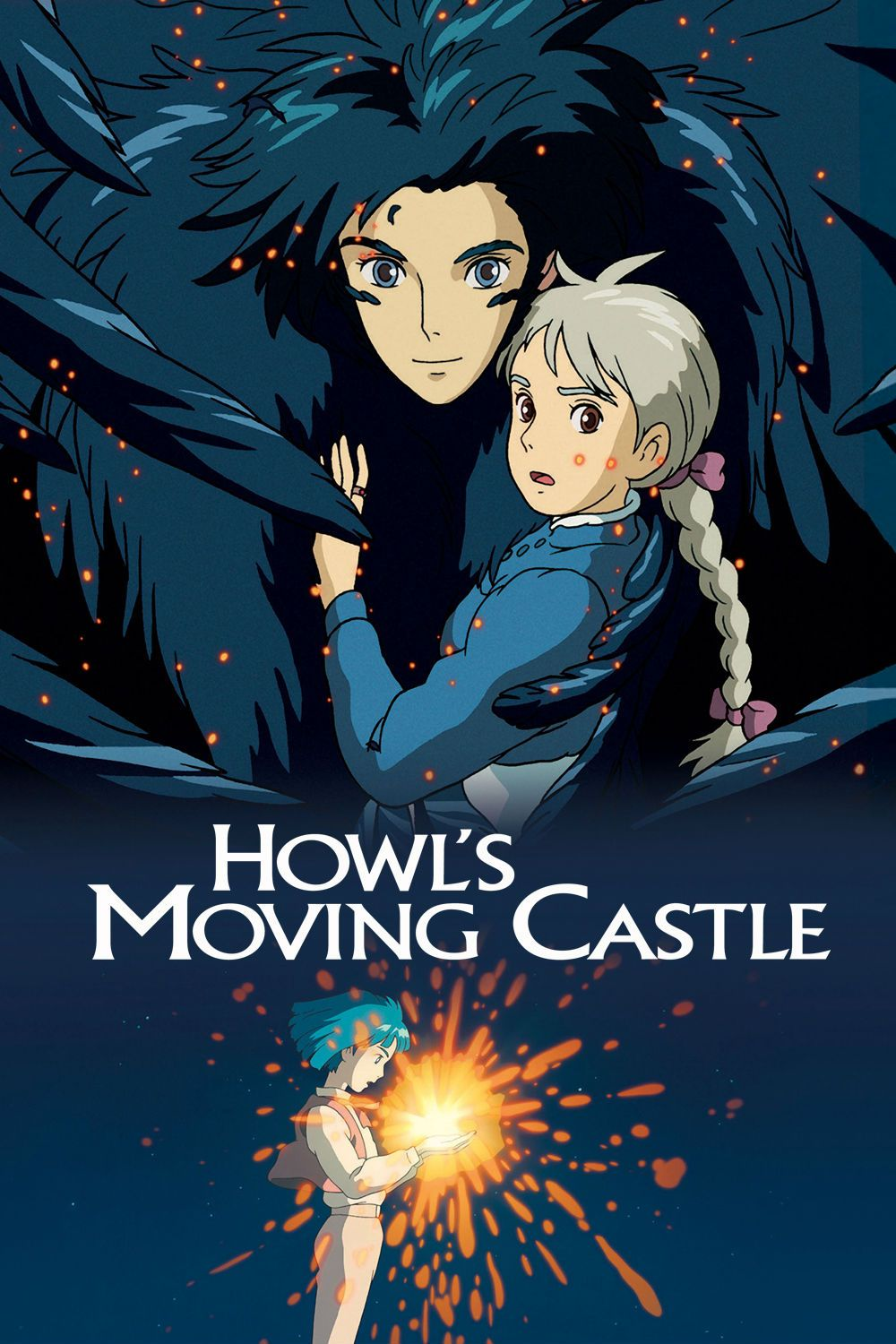 Howl's Moving Castle (2004) Fantasy, Adventure Howl's