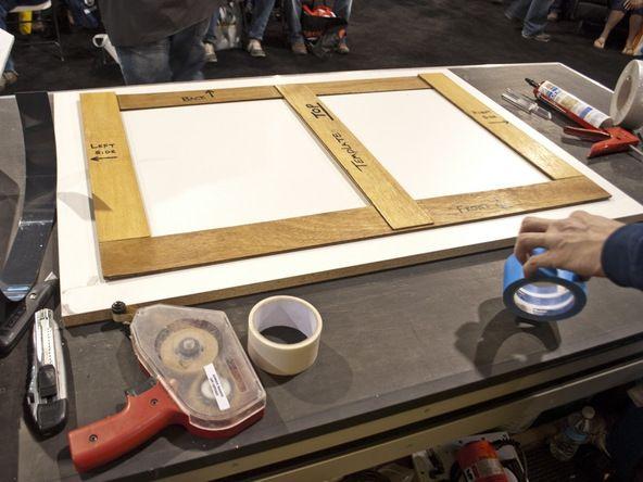 Two Build A Concrete Countertop Mold Concrete Countertops
