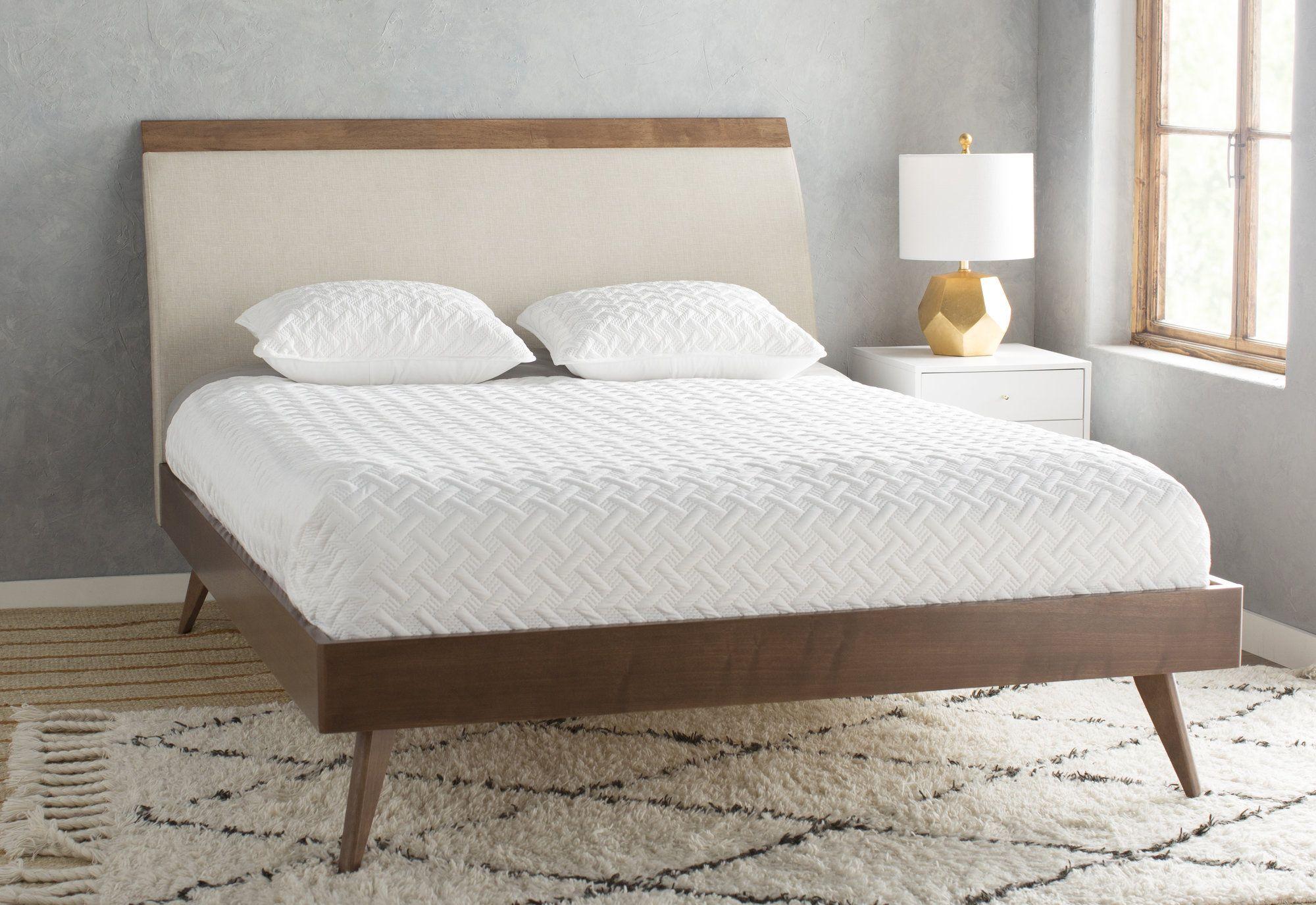 Leominster Upholstered Platform Bed Adjustable beds