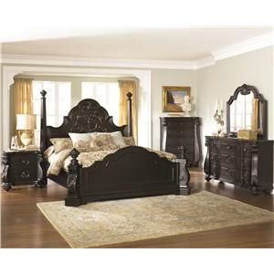 Queen Bedroom Group Http://www.wolffurniture.com/furniture/poster