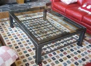 custom steel coffee table - Bing Images