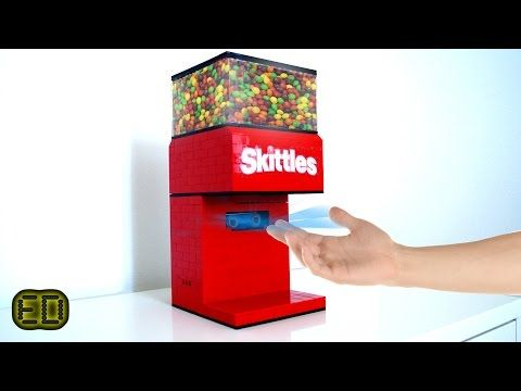 YouTuber creates McFlurry machines, Skittles dispensers and more out ...