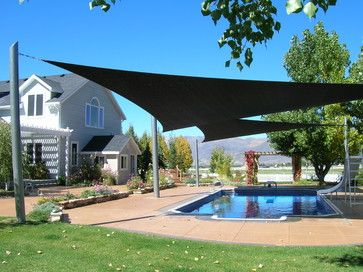 Wicked Shade Projects   Eclectic   Patio   Salt Lake City   Wicked Shade,  Inc