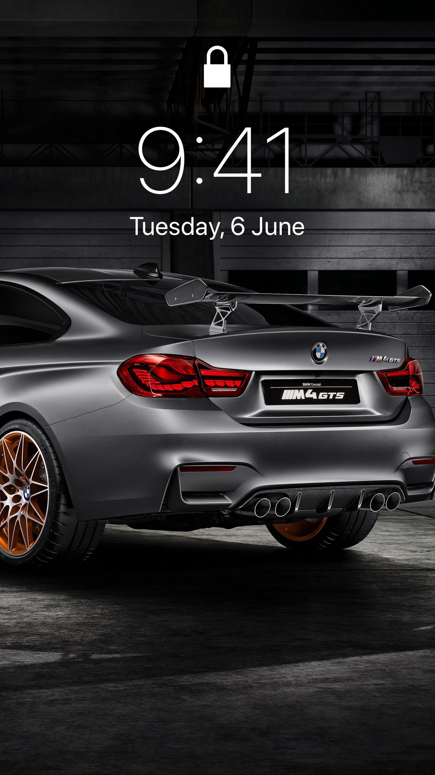 Bmw M4 Gts F82 Silver Rear Background Wallpaper Hd Iphone Ipad M4 Gts Bmw M4 Wallpaper Backgrounds