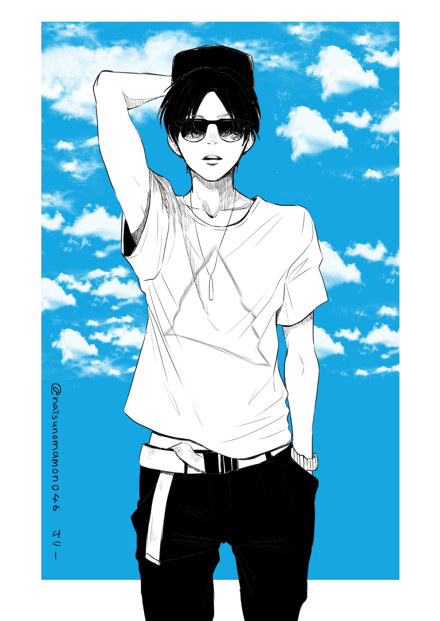 Pin by Lindsay Arnez on Manga y anime | Pinterest | Ereri, Anime and ...