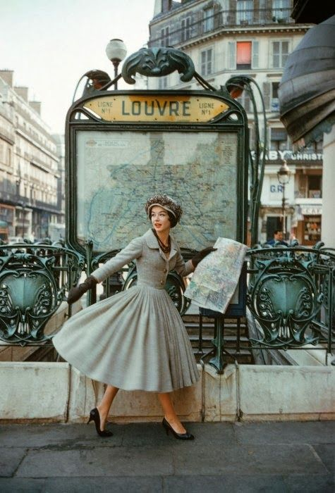 Shaw took this series in Paris to bring the sense of the city back ...