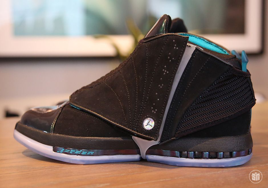 "sneakers  news Air Jordan 16 Retro ""CEO"" Inspired By Michael Jordan s Role  With Charlotte Hornets 9a844a96b7"