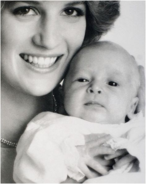 With the upcoming birth of their first child, heres Diana with William