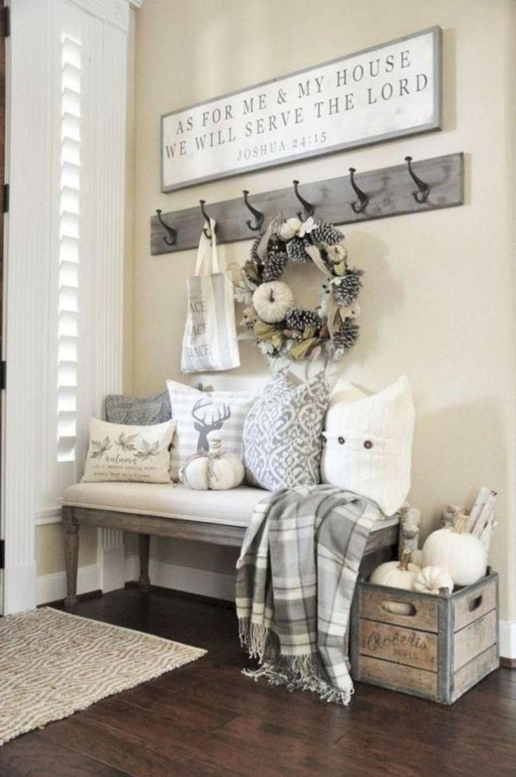Easy diy rustic home decor ideas on a budget (24) - # ...