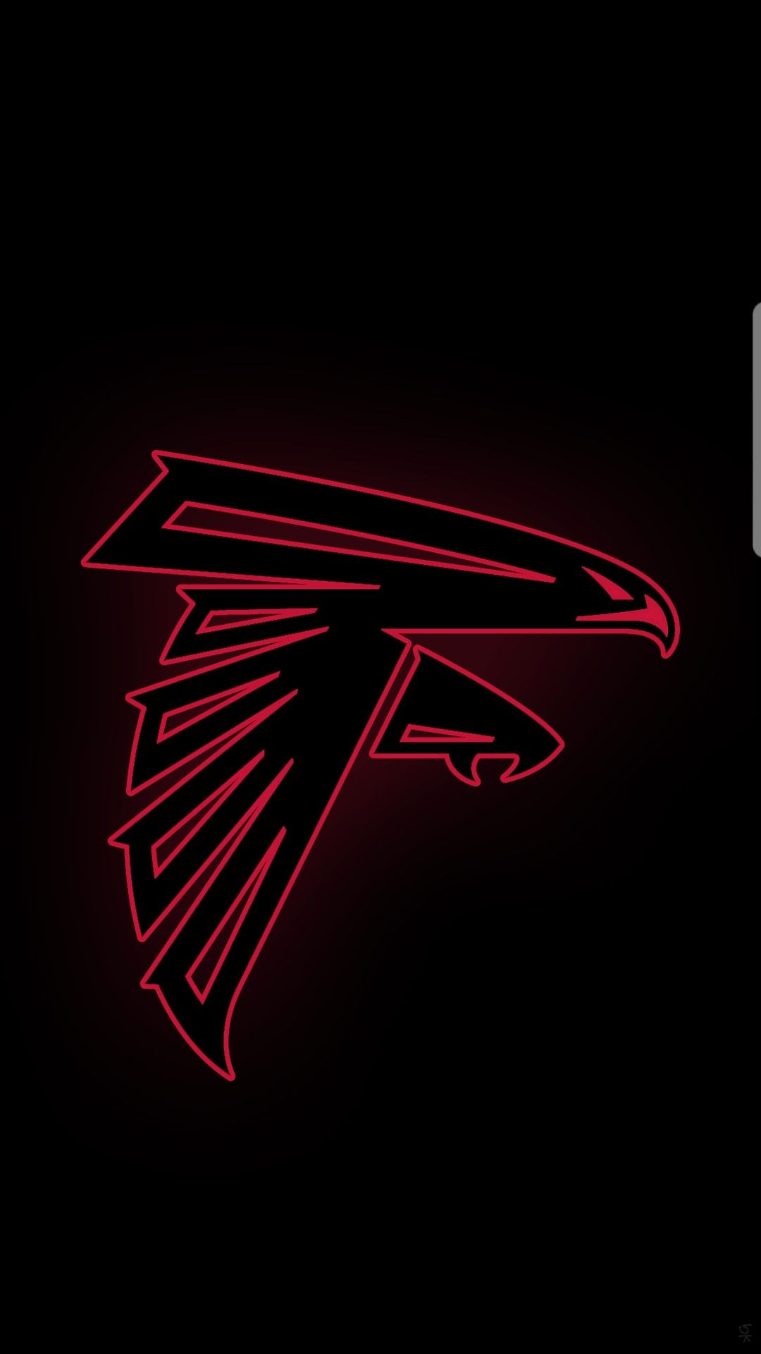 Pin By Archie Douglas On Sportz Wallpaperz Atlanta Falcons Wallpaper Atlanta Falcons Football Atlanta Falcons Art