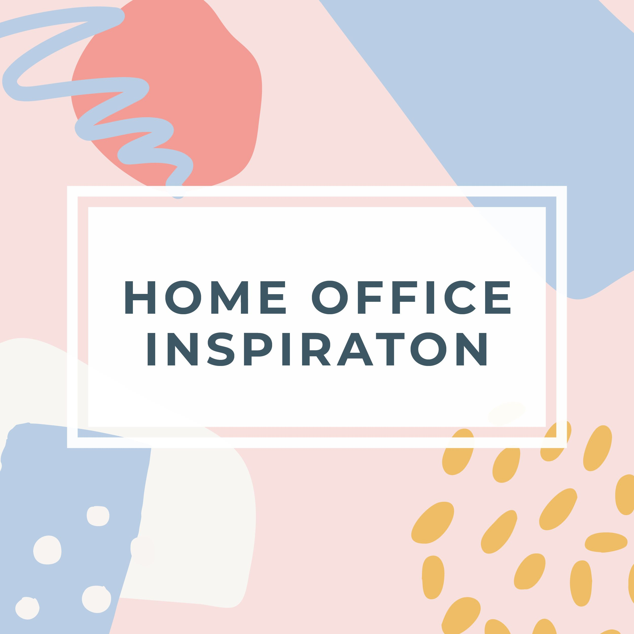 Home Office Inspiration In 2020