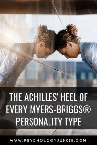 The Achilles' Heel of Every Myers-Briggs® Personal