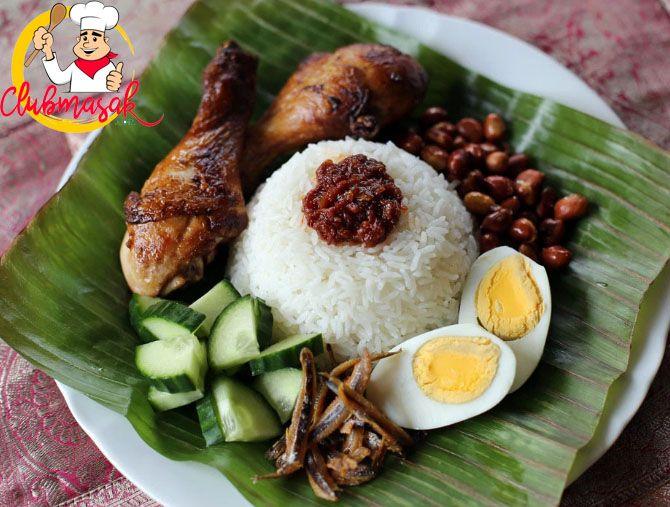 Pin Oleh Dads Weiler Di Resep Nasi Lemak Malaysia Cara Membuat Nasi Lemak Masakan Fotografi Makanan Masakan Indonesia