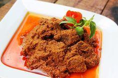 Resep Rendang Daging Sapi Padang Asli Enak Dan Empuk Resep Makanan Daging Sapi