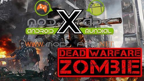 Descargar DEAD WARFARE: Zombie v 1.2.110 Mod Apk Android - http://www.modxapk.net/descargar-dead-warfare-zombie-v-1-2-110-mod-apk-android/