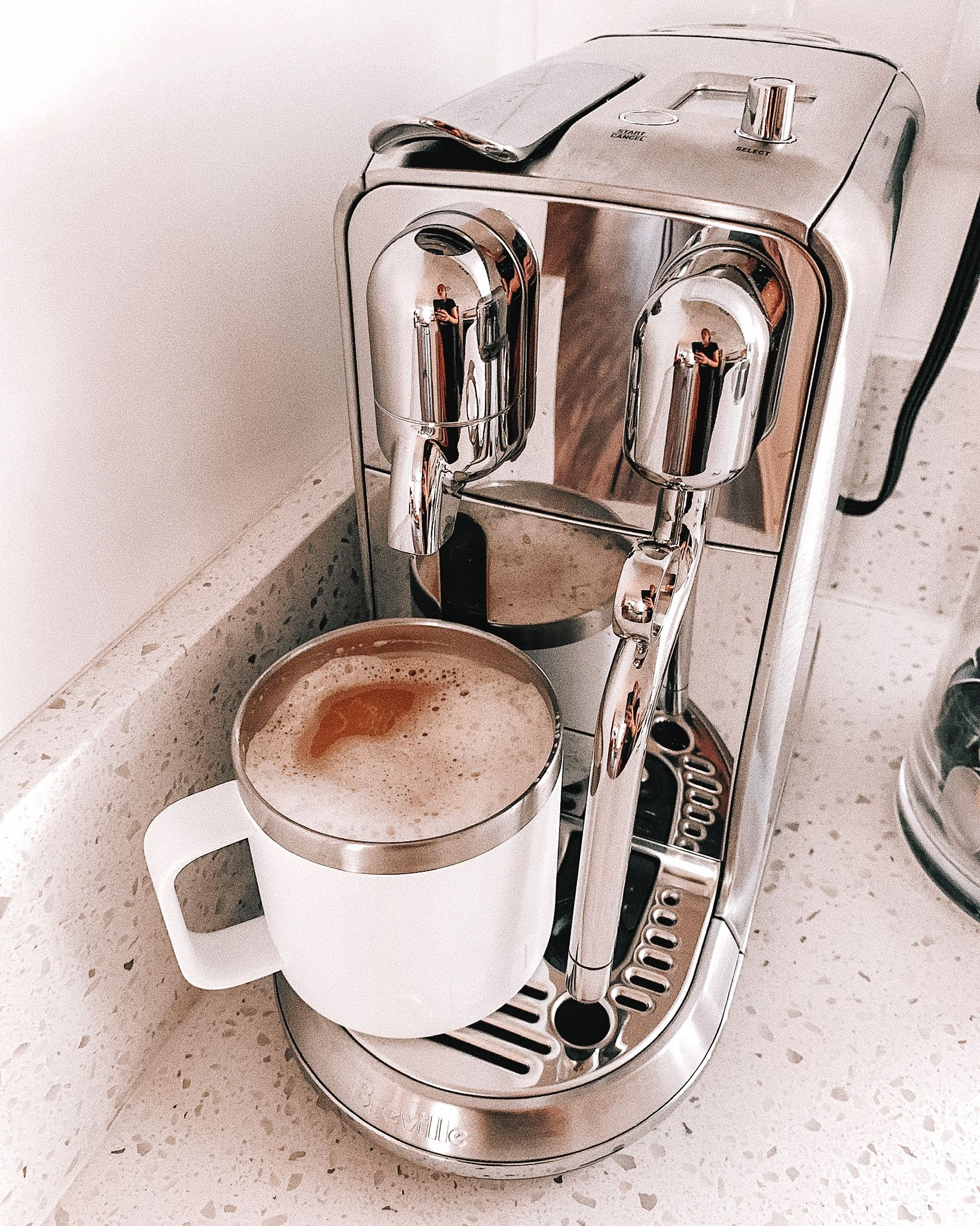 Nespresso Breville Machine Yeti Coffee Mug in 2020