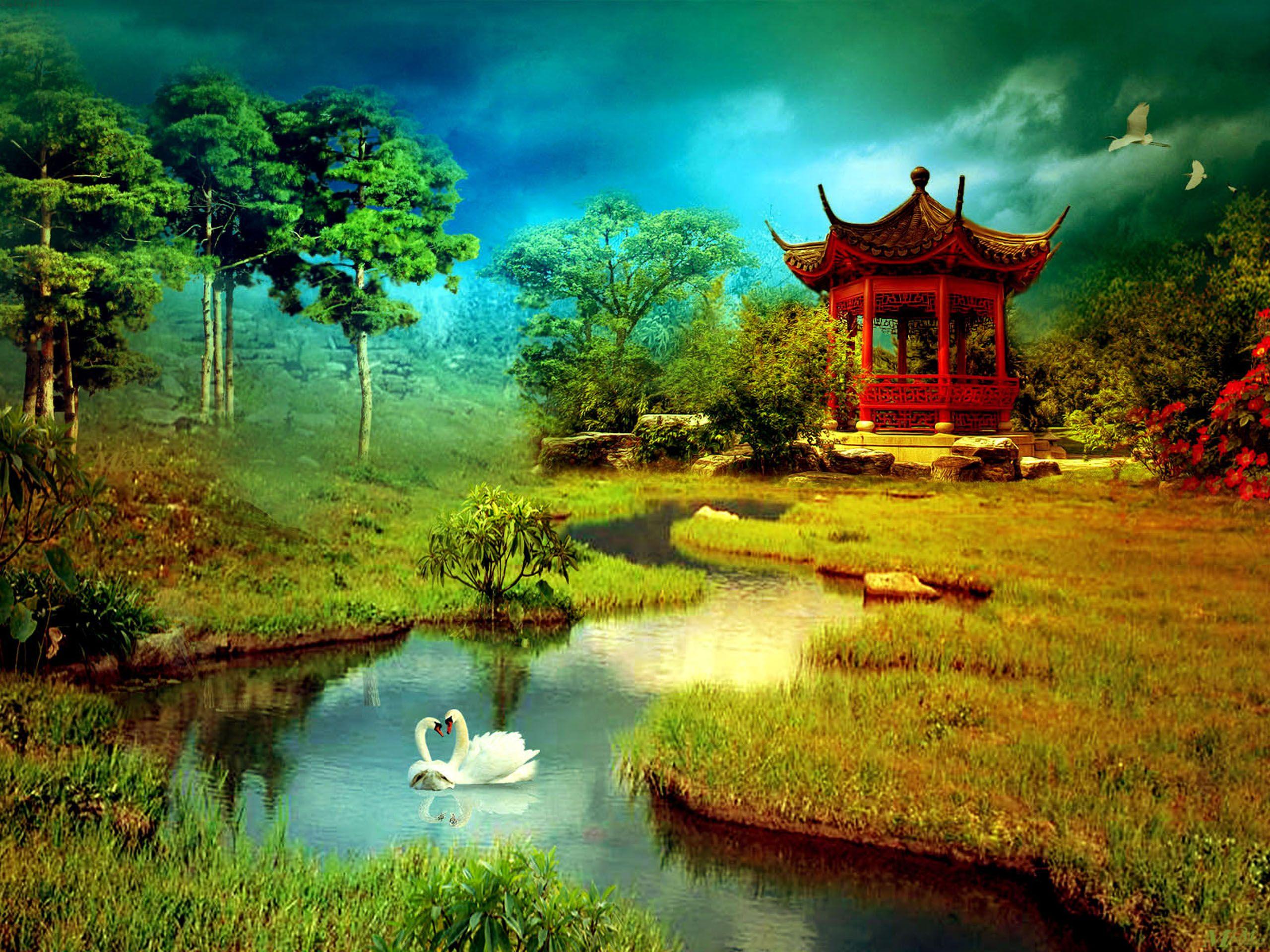3d wallpaper nature download