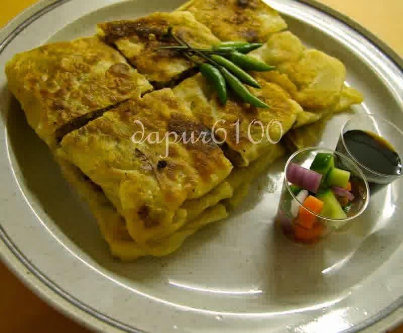 Resep Martabak Istimewa Resep Makanan Camilan